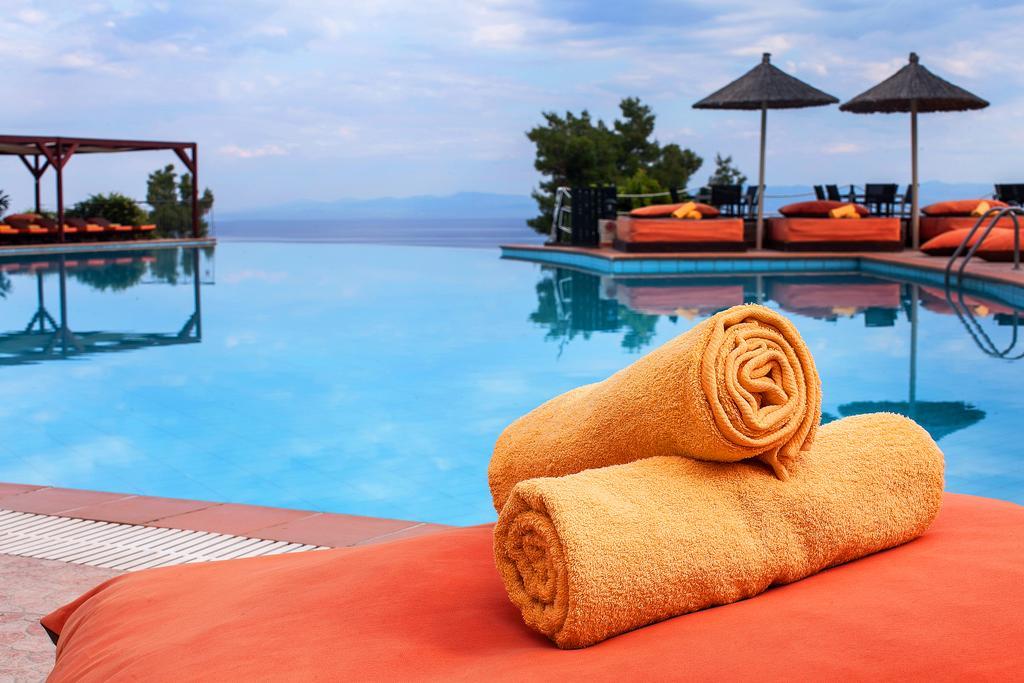 Отдых в отеле Alia Palace Luxury Hotel and Villas Кассандра