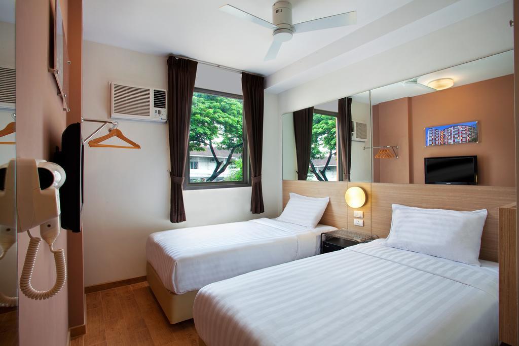 Горящие туры в отель Red Planet Pattaya