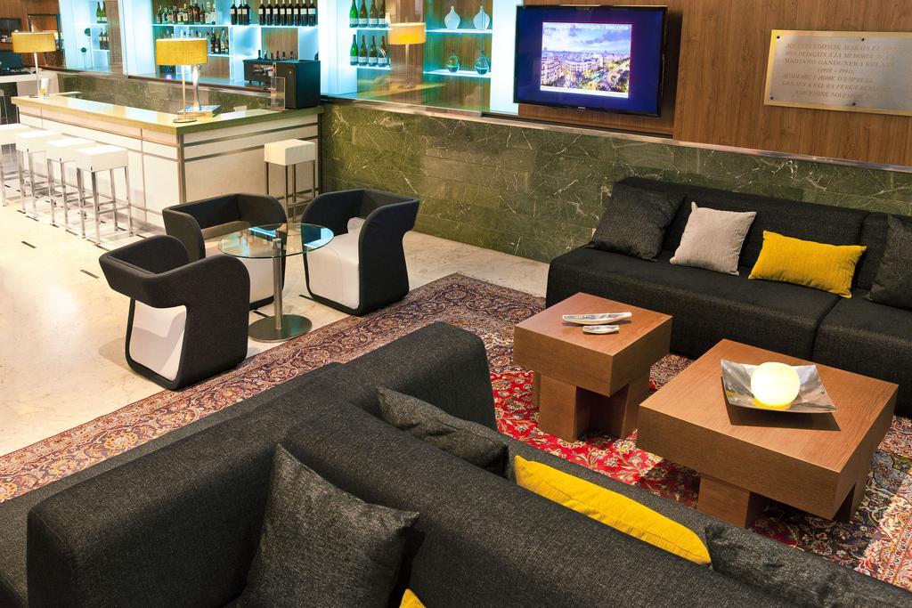 Горящие туры в отель Aparthotel Atenea Барселона