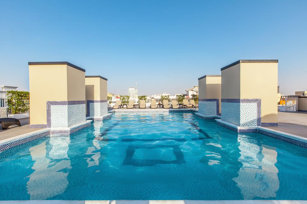 Горящие туры в отель Golden Sands Hotel Apartments Дубай (город) ОАЭ