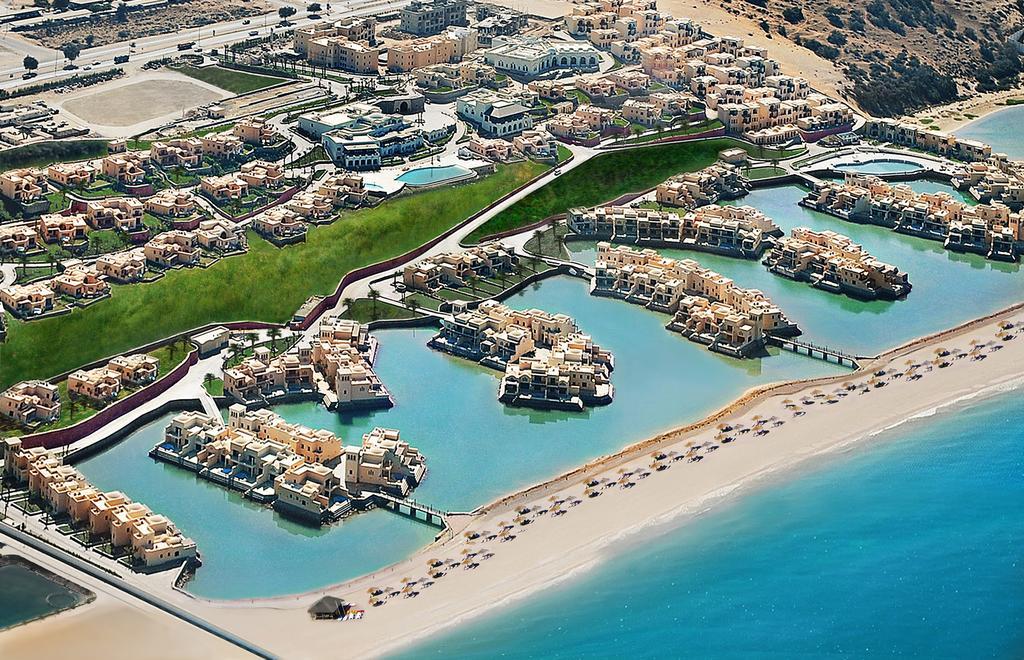 Відпочинок в готелі The Cove Rotana Resort Ras Al Khaimah