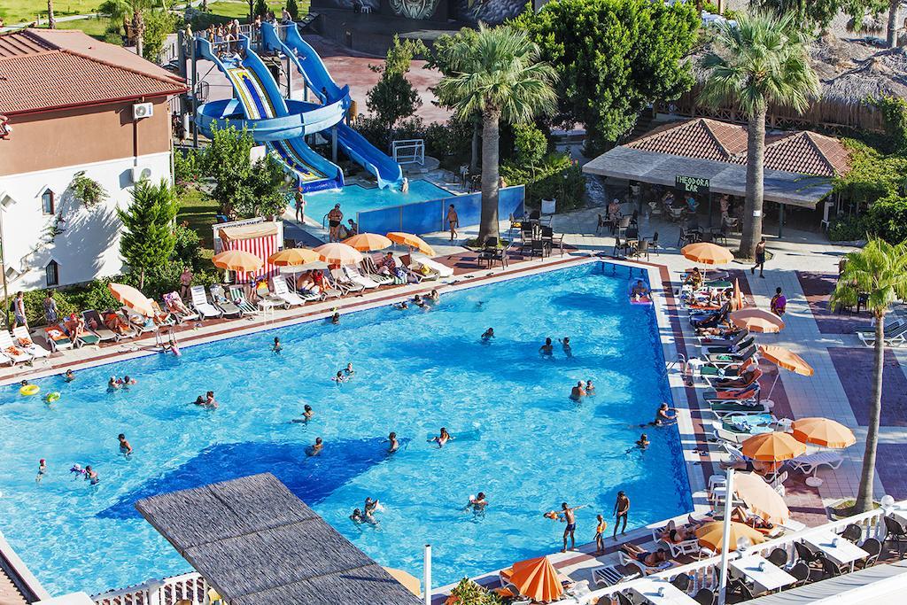 Відпочинок в готелі Justiniano Club Alanya Аланія Туреччина