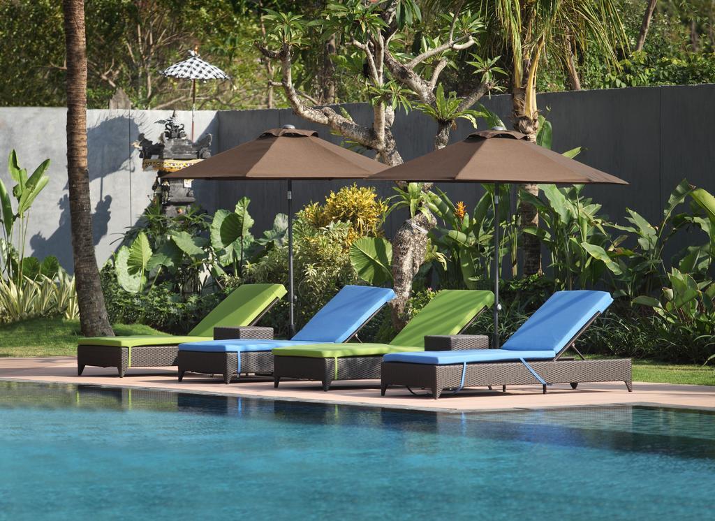 Горящие туры в отель Santika Siligita Нуса-Дуа Индонезия
