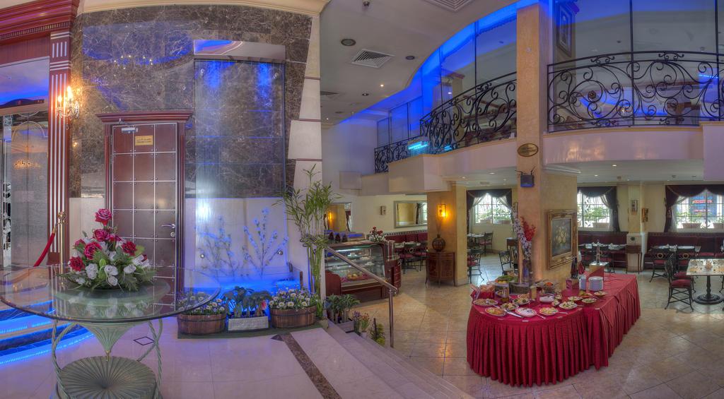 Туры в отель Al Maha Regency Hotel Suites Шарджа