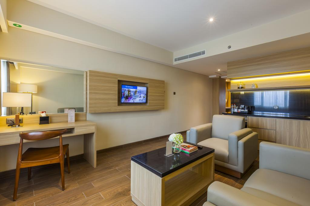 Отель, Джимбаран, Индонезия, Best Western Kamala Jimbaran