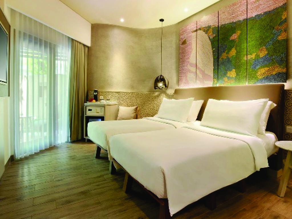 Горящие туры в отель Mercure Kuta Bali Кута Индонезия