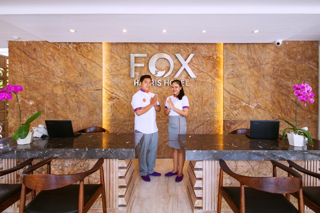 Отдых в отеле Fox Harris Jimbaran Beach (ex. Pramapada) Джимбаран