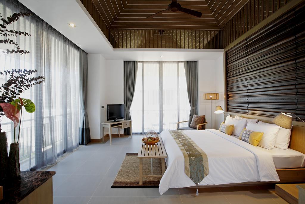 пляж Карон Mandarava Resort & Spa