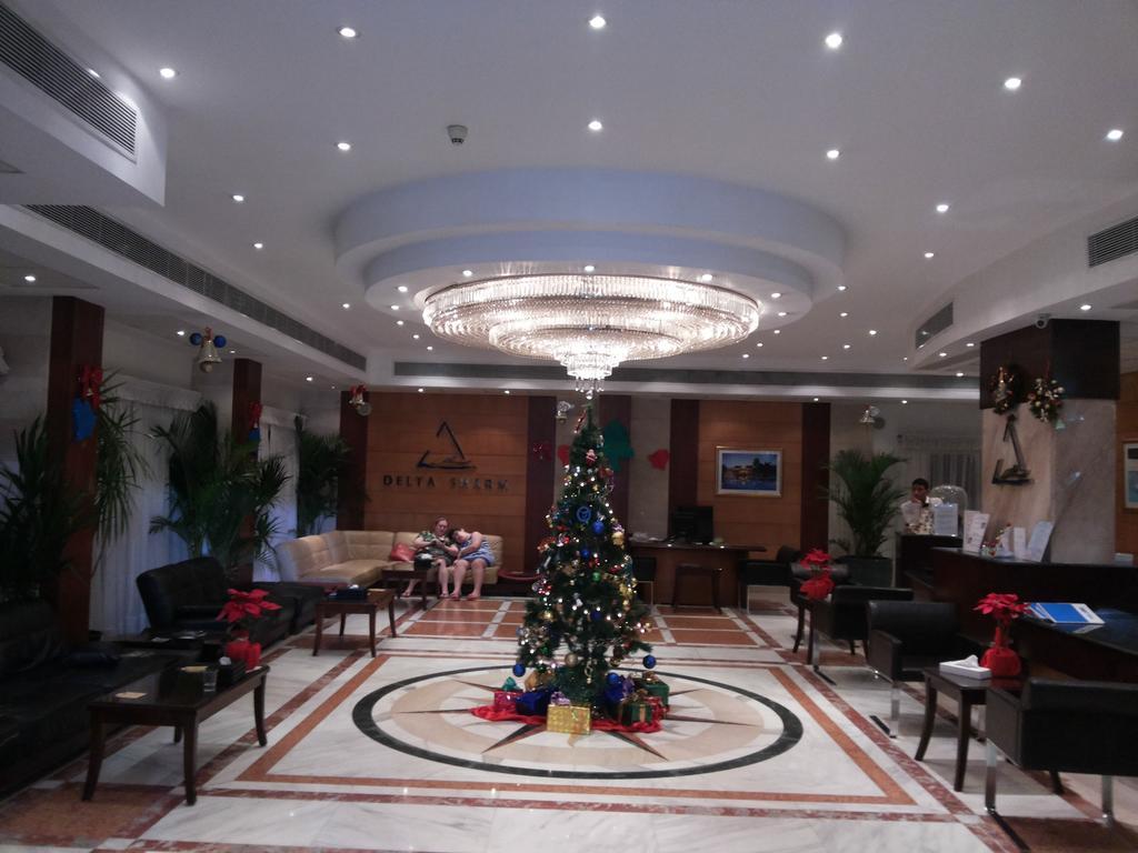 Туры в отель Delta Sharm Resort Шарм-эль-Шейх Египет