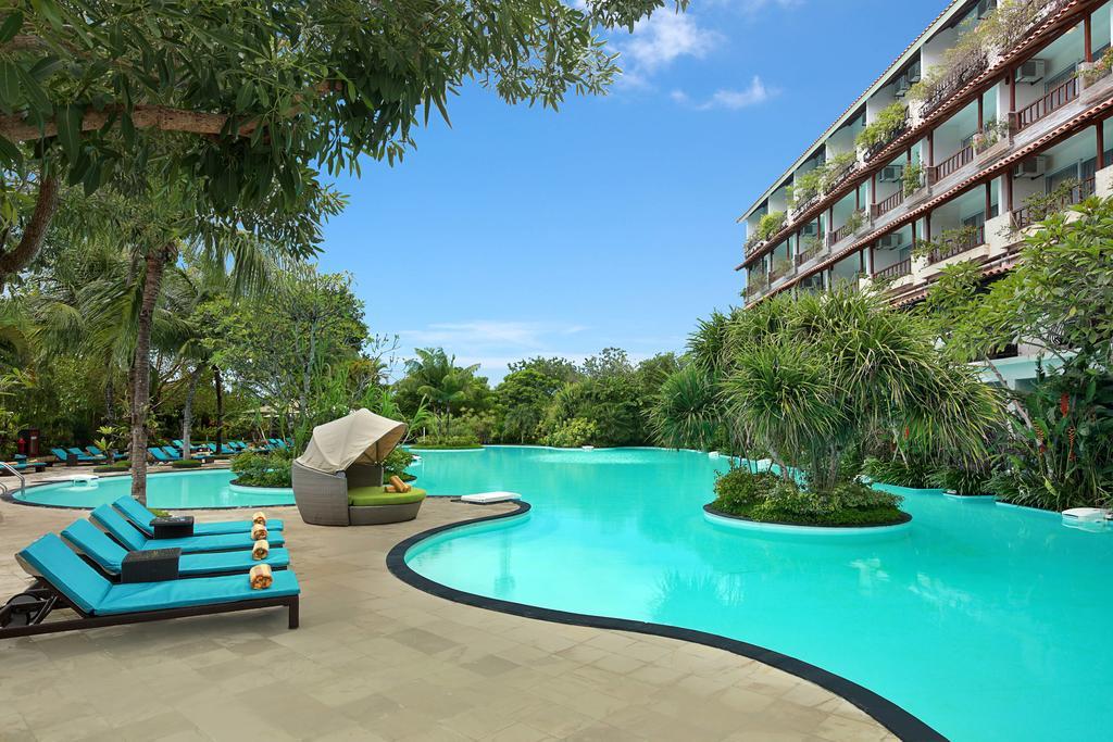 Горящие туры в отель Swiss-Belhotel Segara Нуса-Дуа