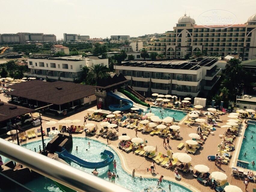 Відгуки про готелі Eftalia Splash Resort