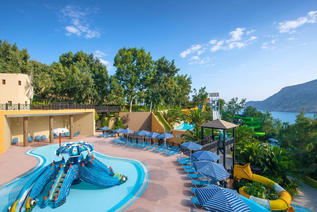 Відгуки про готелі Fodele Beach Waterpark Holiday Resort