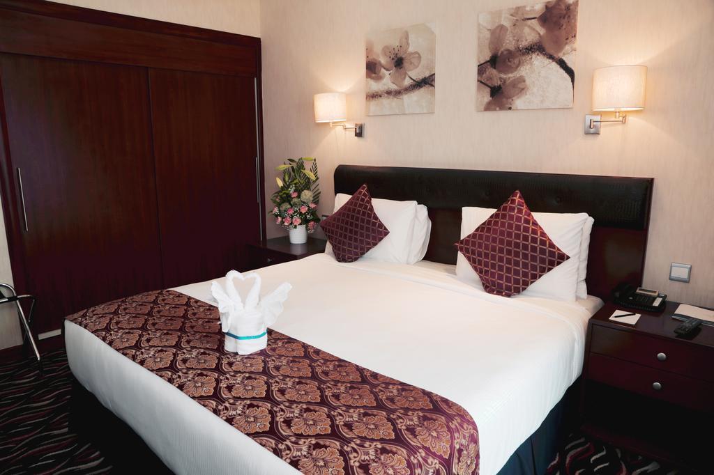 Дубай (город) Cassels Al Barsha Hotel