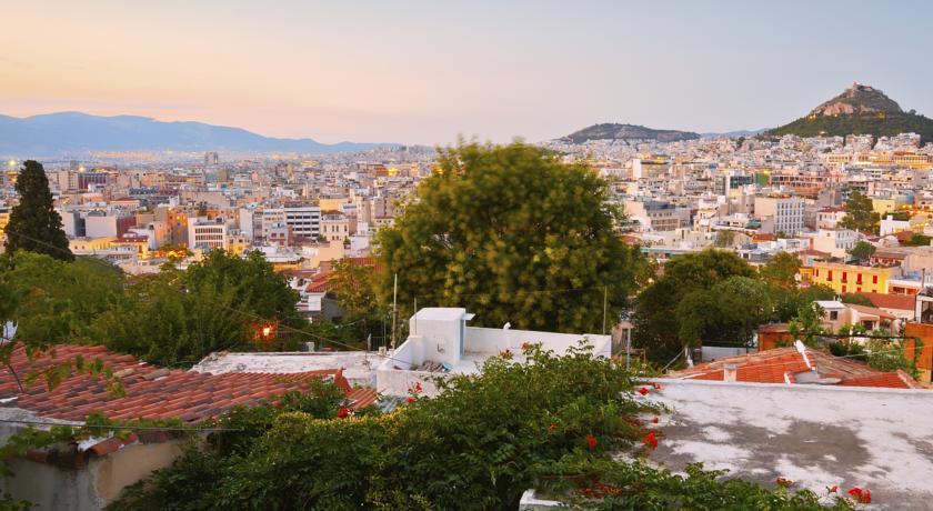 Отель, Афины, Греция, Amazon Hotel