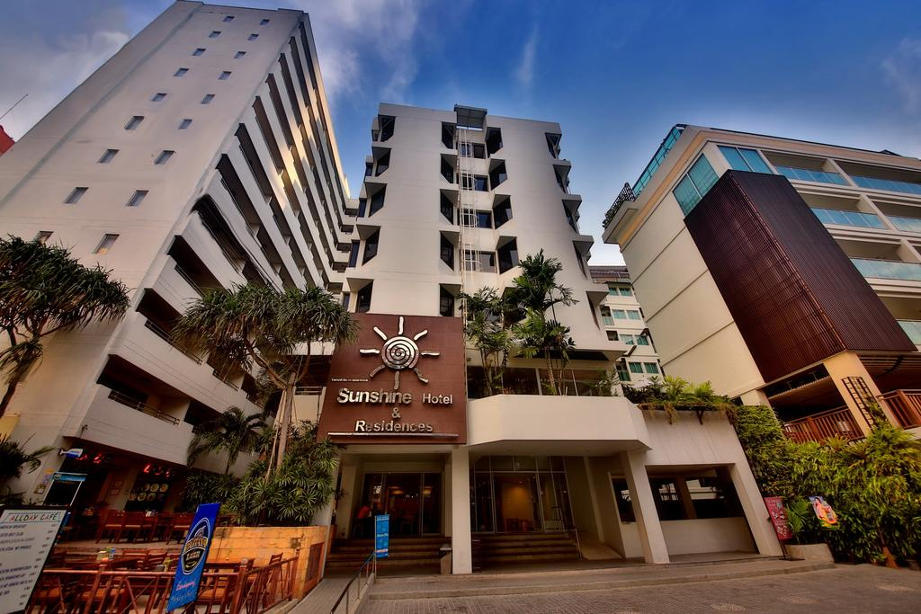 Sunshine Hotel & Residence фото и отзывы