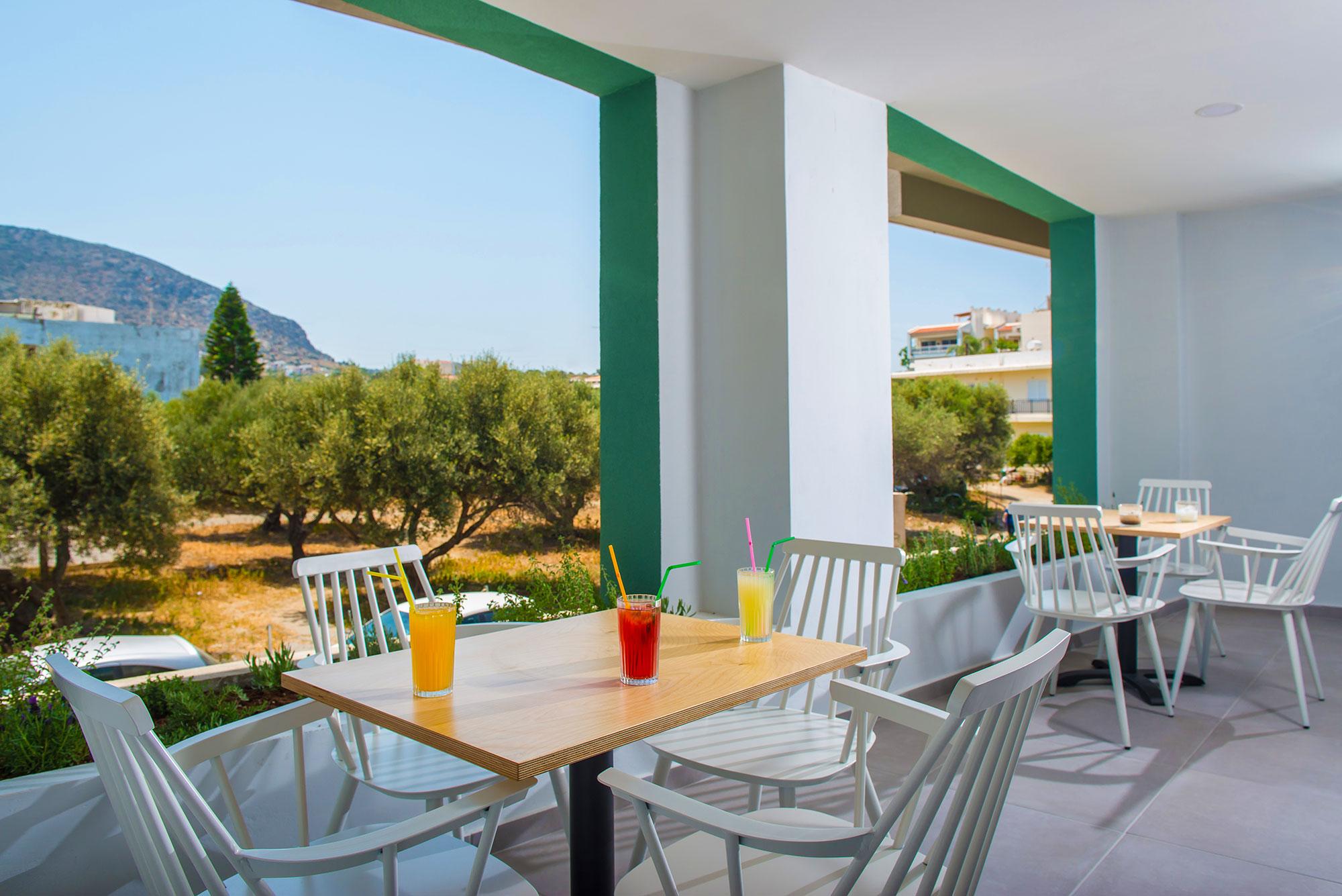 Тури в готель City Green Hotel Іракліон Греція
