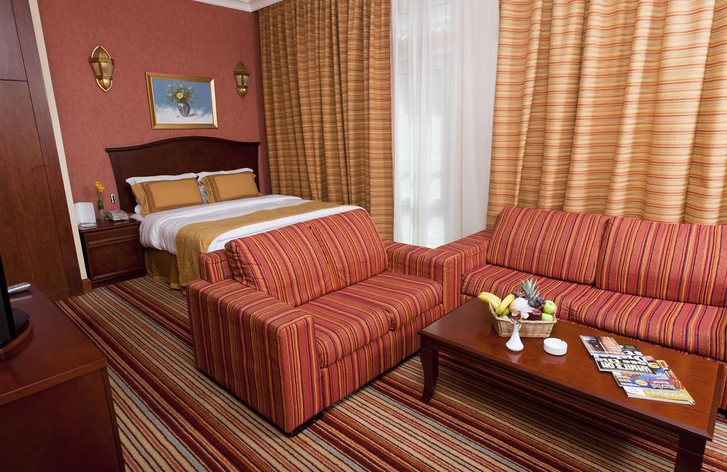Отель, Шарджа, ОАЭ, Rayan Hotel