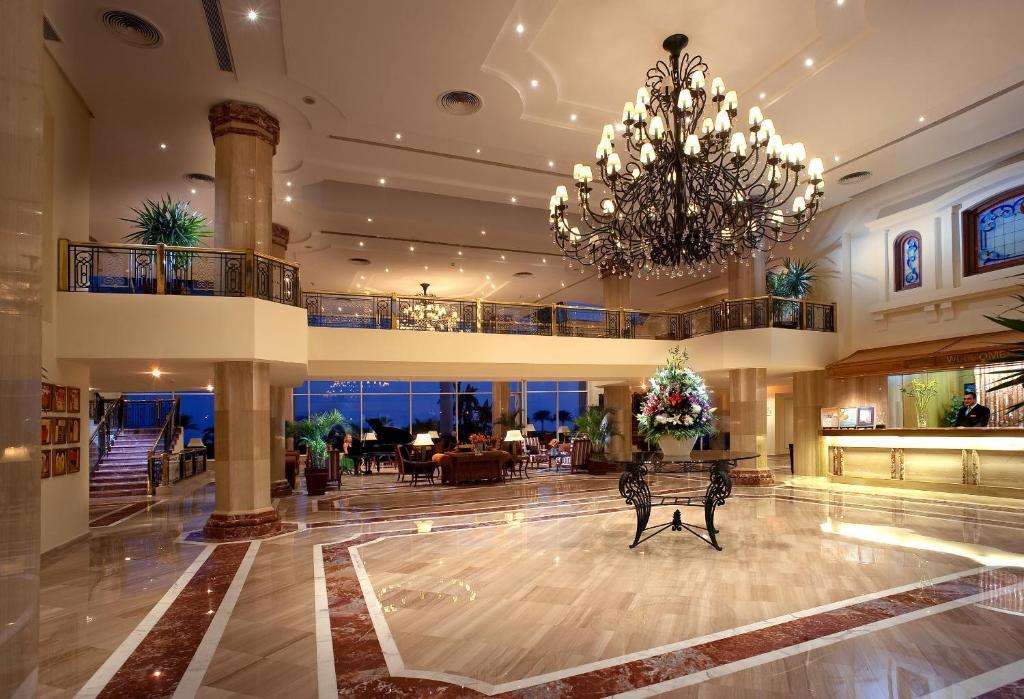 Baron Resort Sharm El Sheikh, харчування
