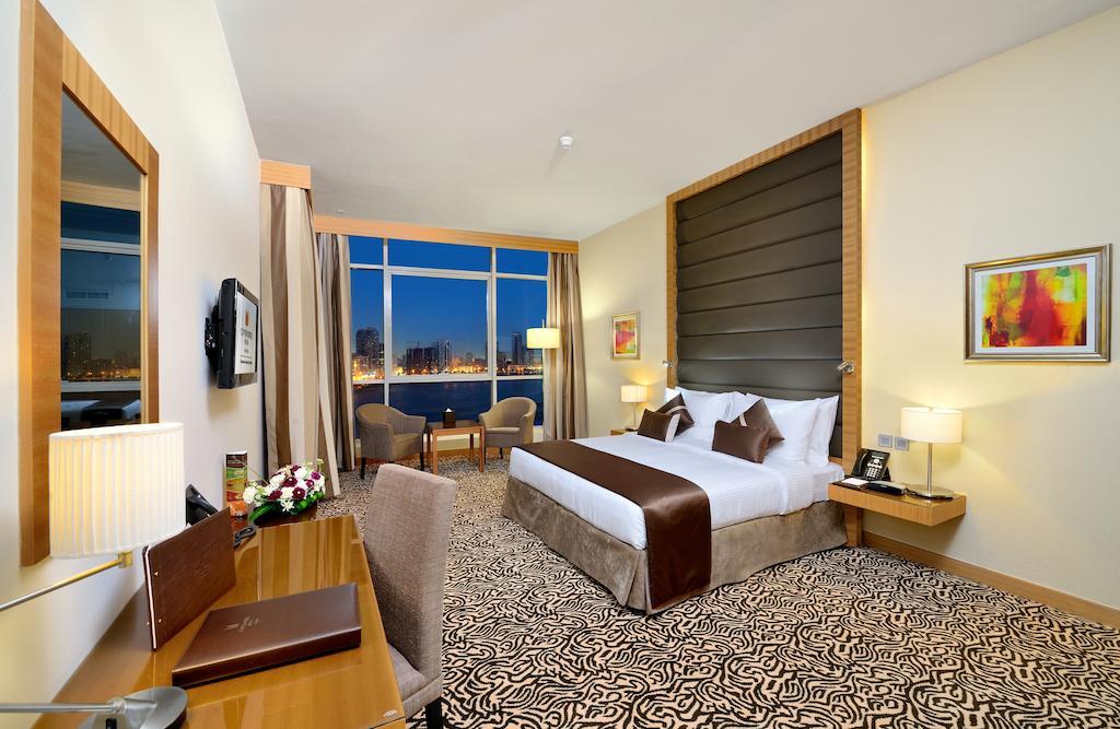Отзывы об отеле Copthorne Hotel Sharjah