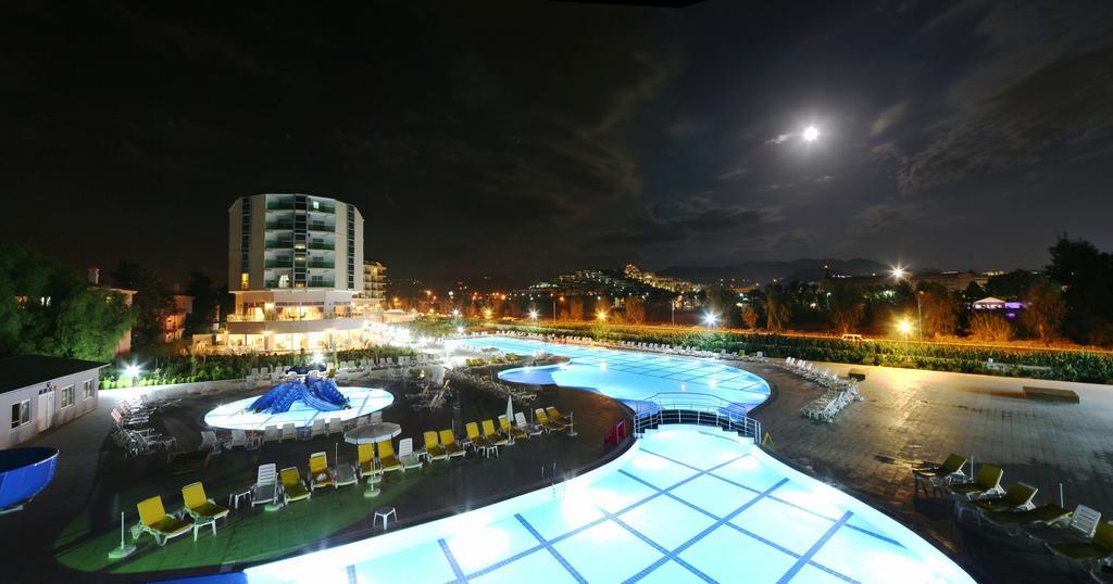 Горящие туры в отель Hedef Beach Hotel
