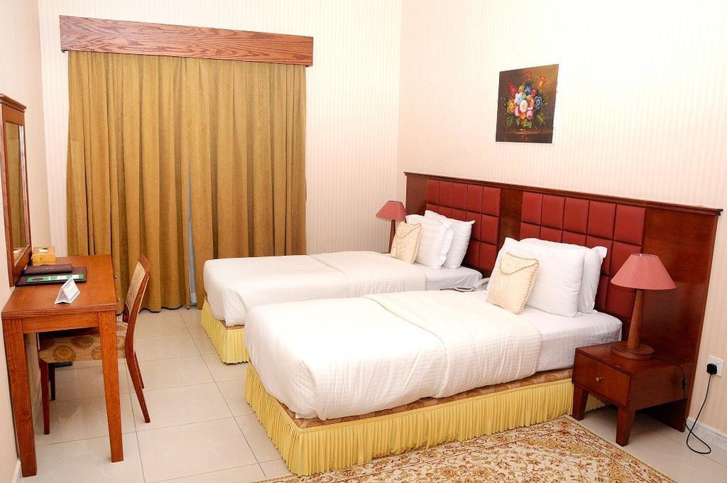 Горящие туры в отель California Suites Fujairah