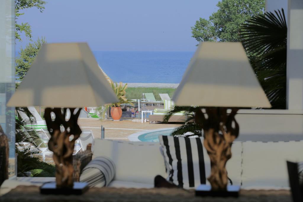 Відгуки туристів Litohoro Olympus Resort Villas  & Spa