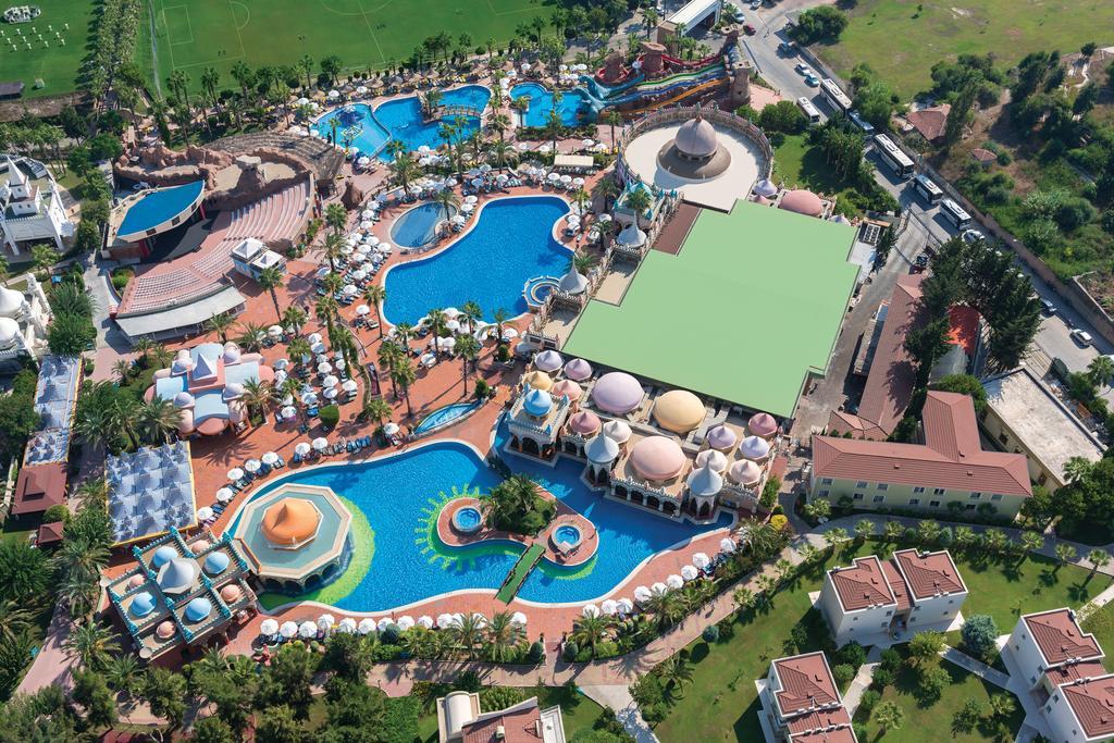 Відгуки про відпочинок у готелі, Kamelya Selin Hotel (ex. Kamelya World Selin)