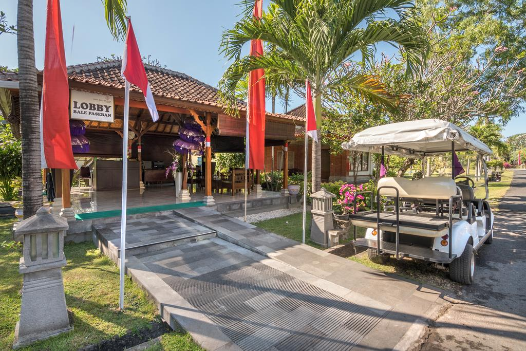 Inna Bali Beach Resort, Санур