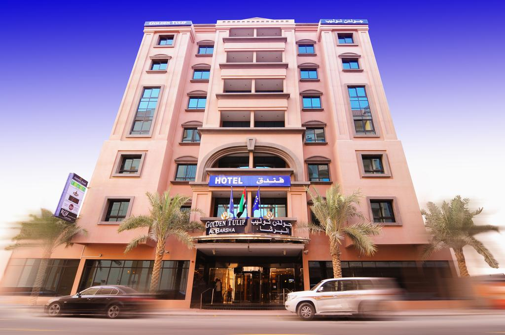 Дубай (місто) Golden Tulip Al Barsha