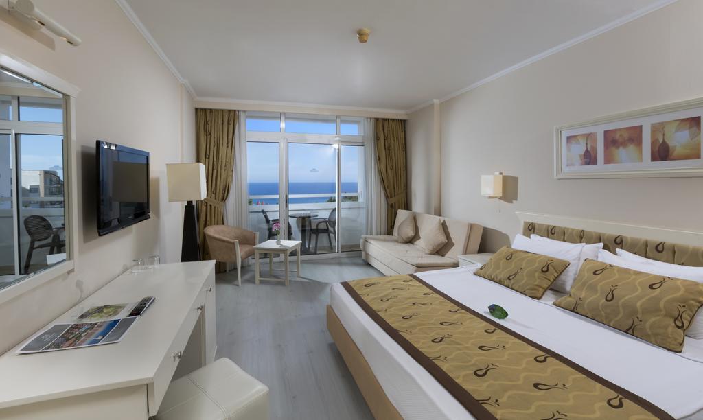 Гарячі тури в готель Pgs Hotels Kiris Resort Кемер