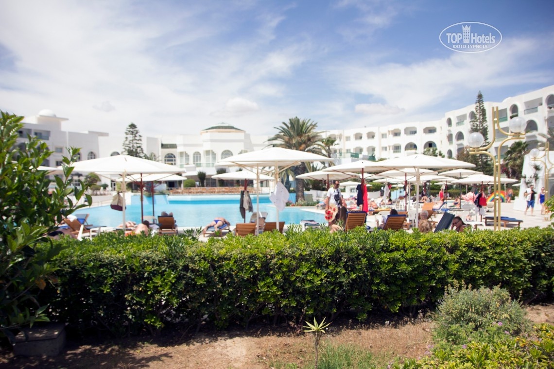 Туры в отель El Mouradi Mahdia Махдия