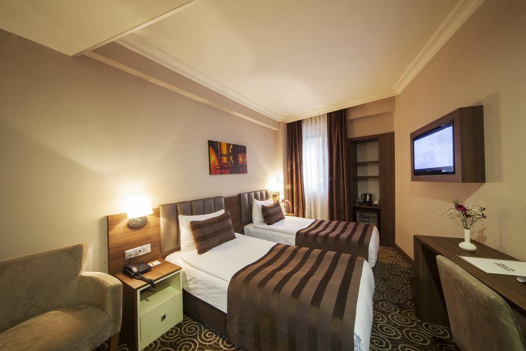 Горящие туры в отель Delta Hotel Стамбул