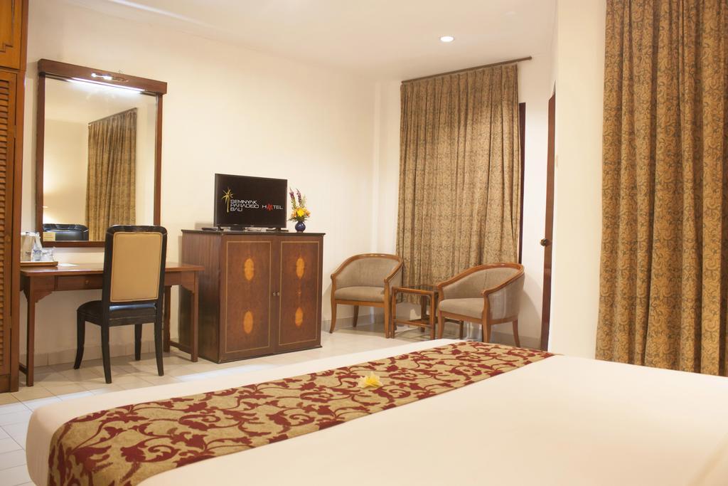 Цены в отеле Seminyak Paradiso
