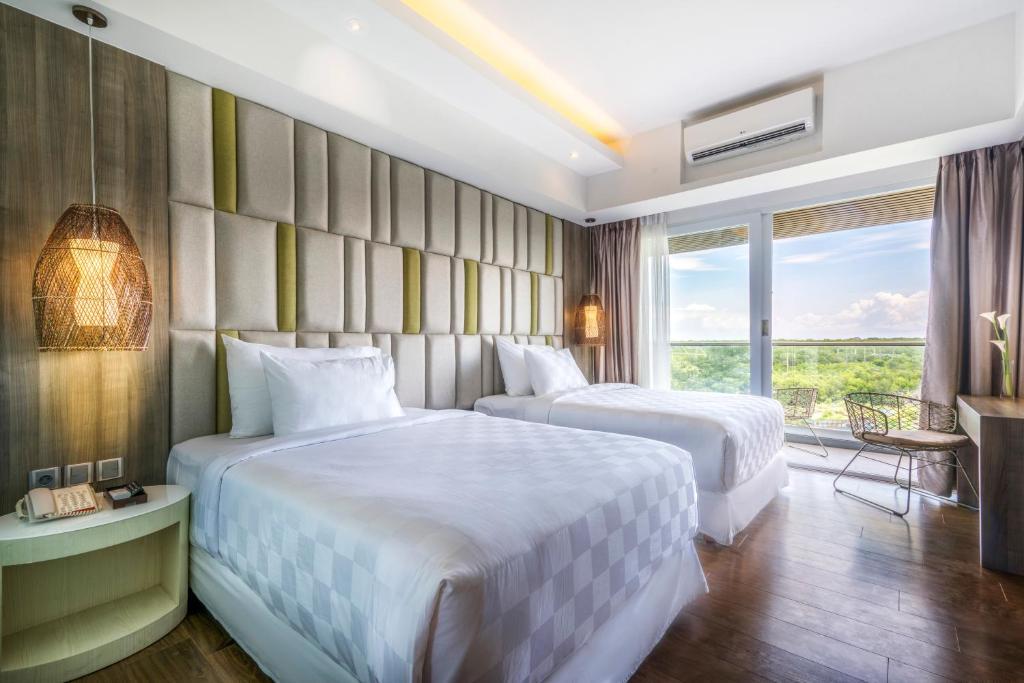 Отдых в отеле The Crystal Luxury Bay Resort Нуса-Дуа