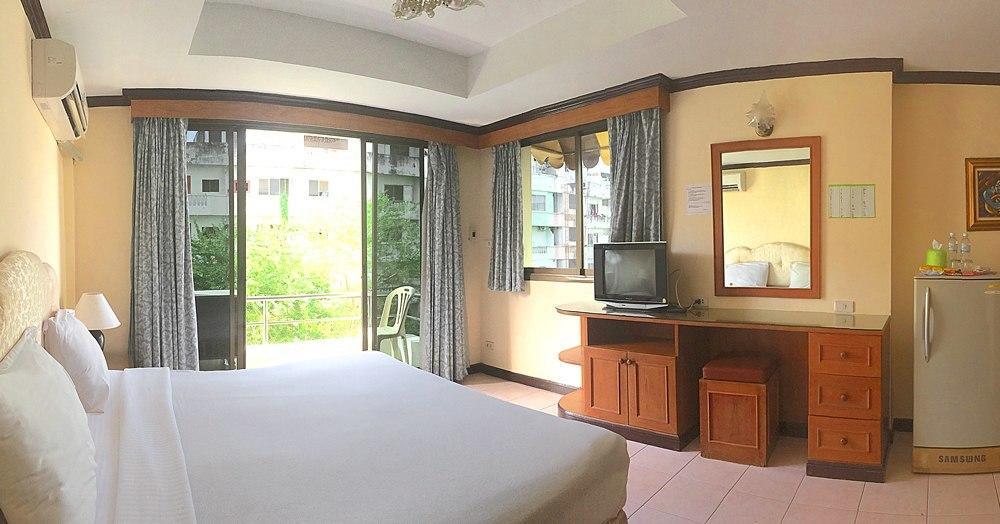 Туры в отель Eurostar International Hotel пляж Паттаи