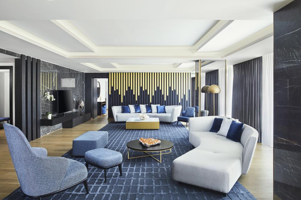 Горящие туры в отель Grand Hyatt Athens (ex. Athens Ledra)