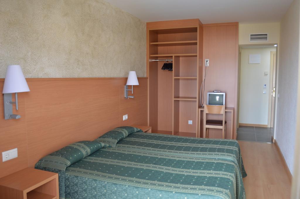 Отдых в отеле Samba Hotel Коста-Брава