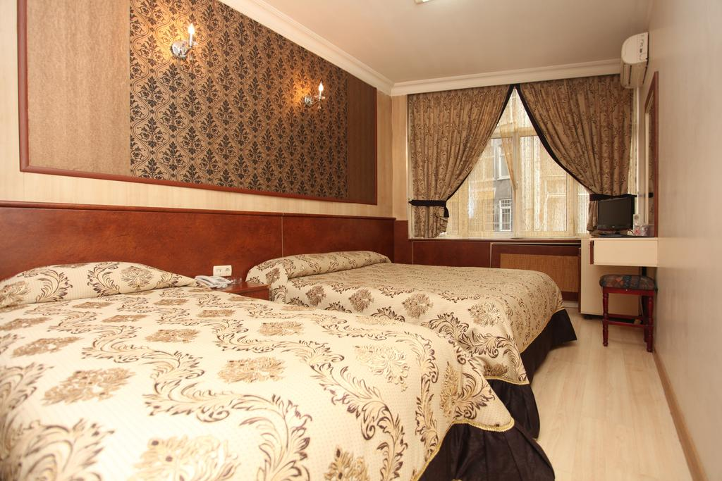 Горящие туры в отель Turvan Hotel Стамбул Турция