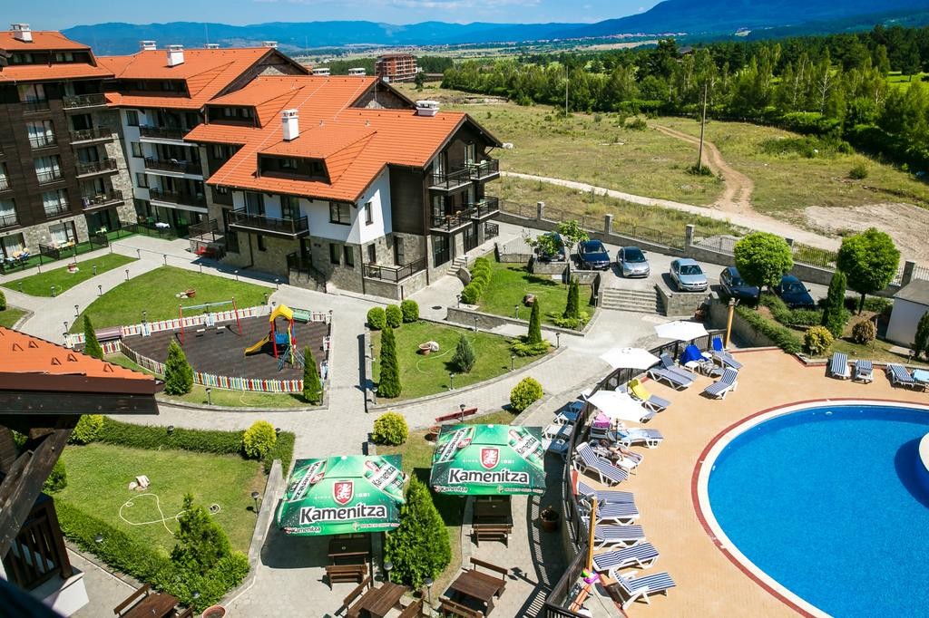 Balkan Jewel Resort, питание
