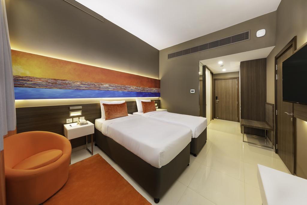 Отдых в отеле Citymax HotelRas Al Khaimah Рас-эль-Хайма