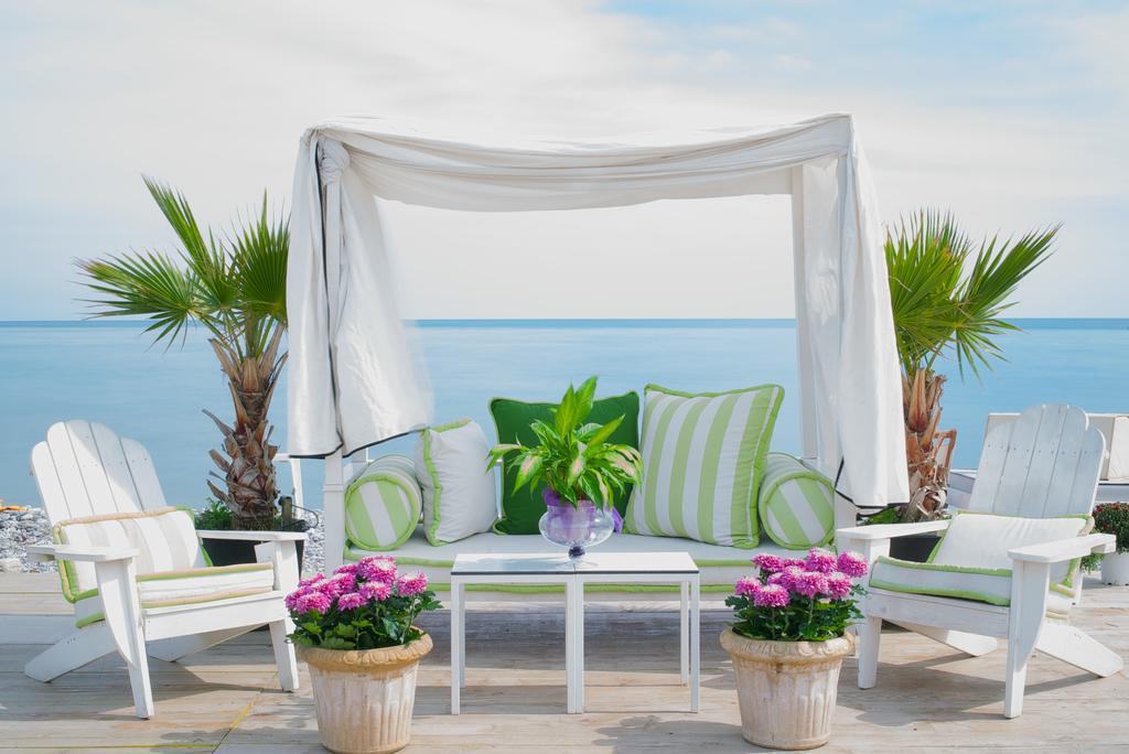Litohoro Olympus Resort Villas  & Spa, номера