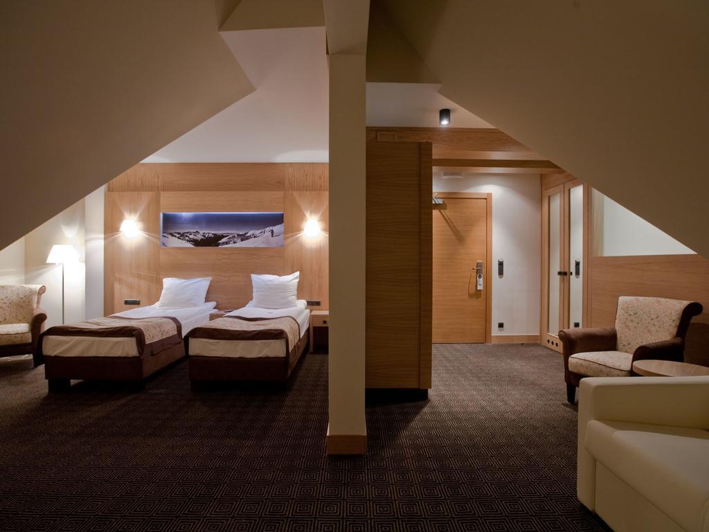 Відгуки туристів, Grand Nosalowy Dwor Hotel