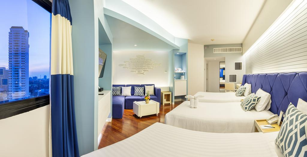 Отель, 4, Jomtien Palm Beach
