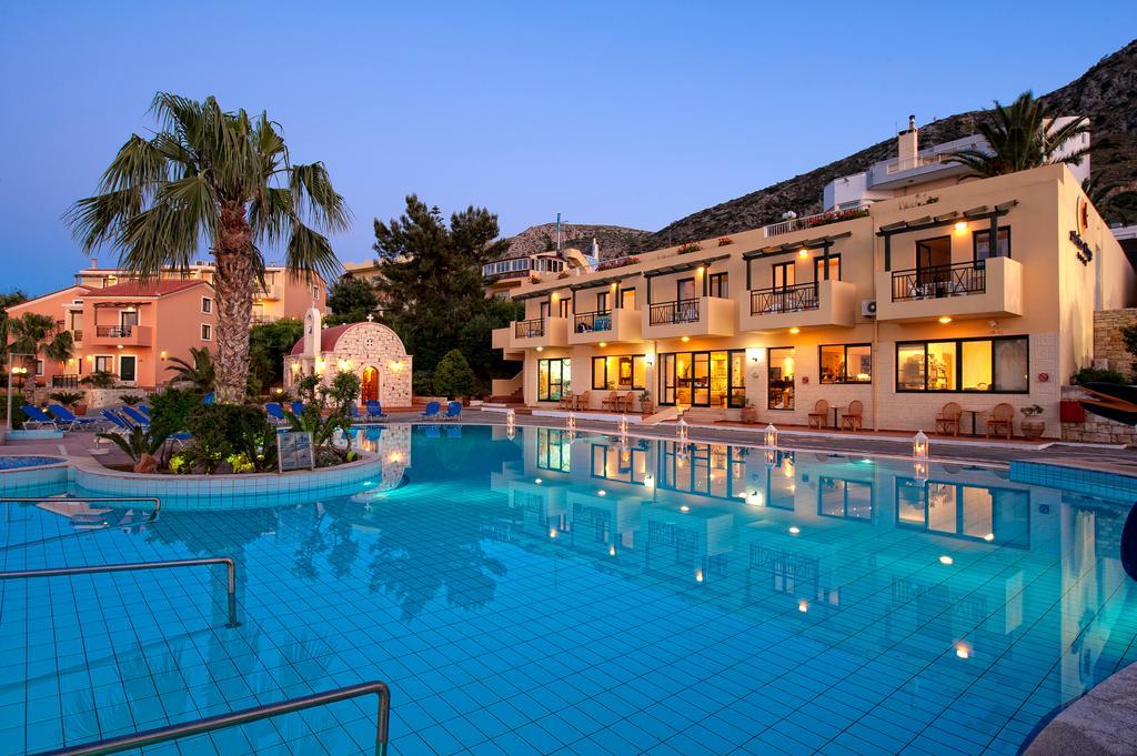 Тури в готель Asterias Village Apartment Hotel