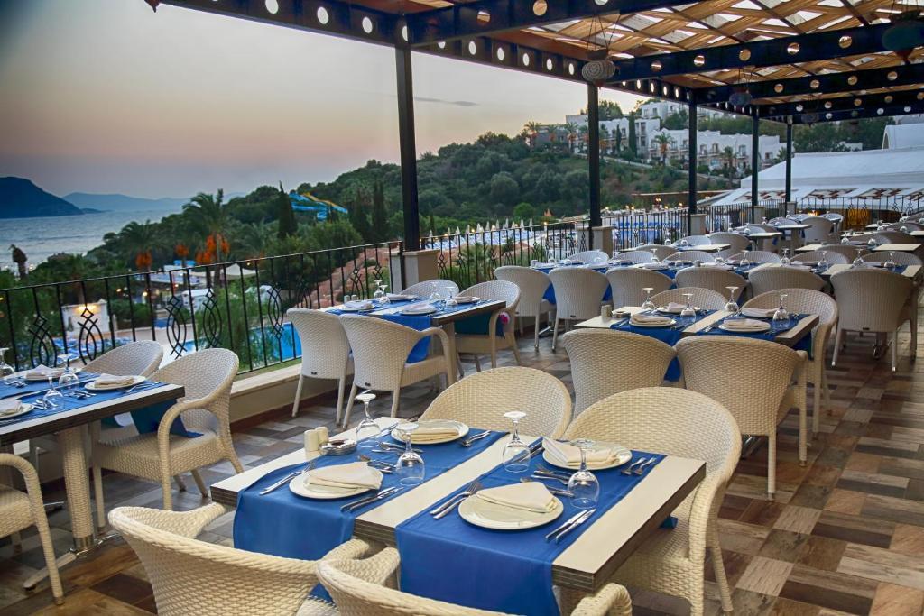 Ціни в готелі Yasmin Bodrum Resort (ex. Yasmin Bodrum Deluxe)