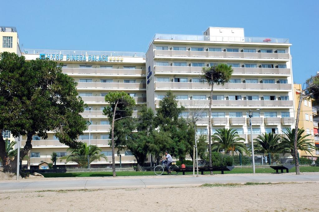 Горящие туры в отель H.Top Pineda Palace Maresme