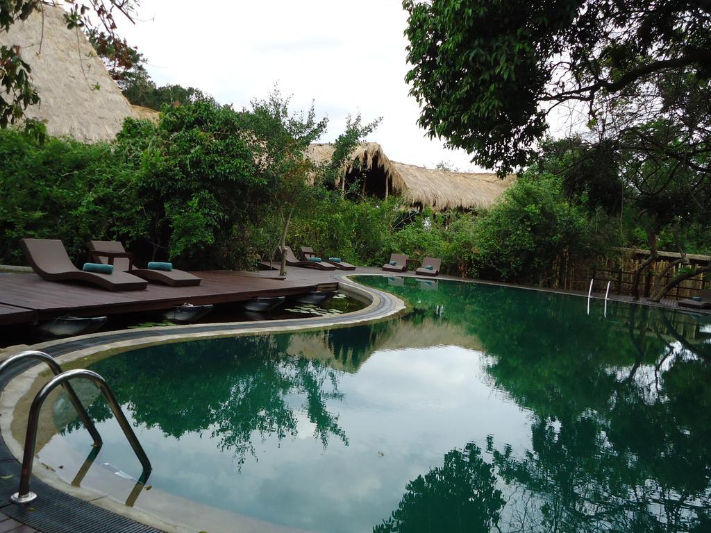 Горящие туры в отель Jungle Beach Тринкомали