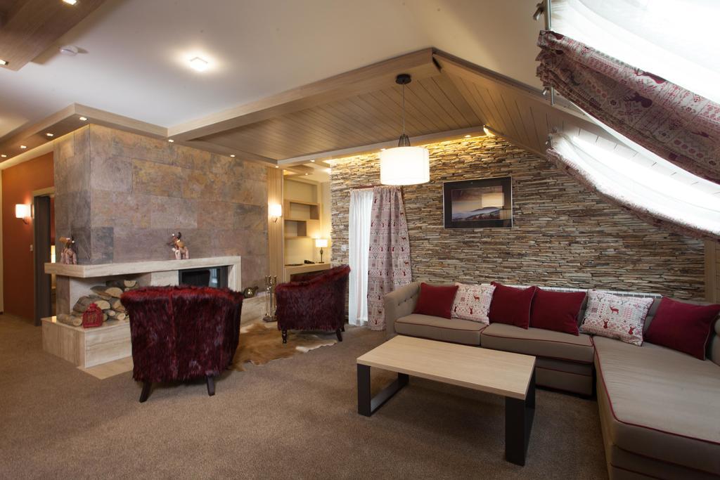 Горящие туры в отель Amira Residence Банско