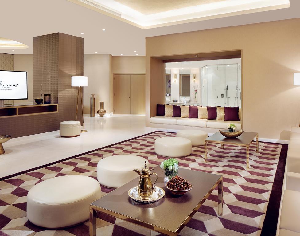 Гарячі тури в готель Fairmont Ajman