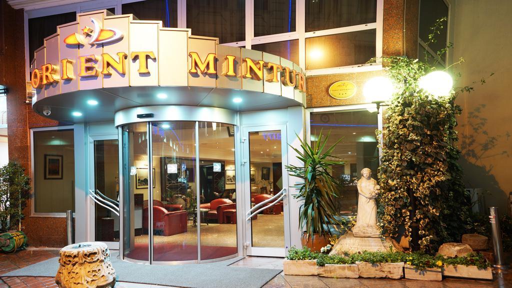 Отзывы об отеле Orient Mintur Hotel